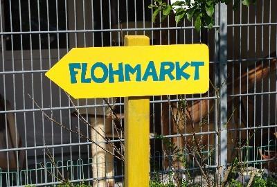 Flohmarkt im Tierheim